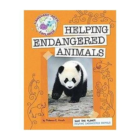 Helping Endangered Animals (Hardcover)