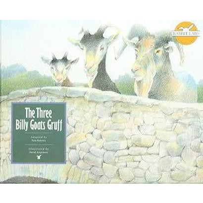 Three Billy Goats Gruff (Hardcover)