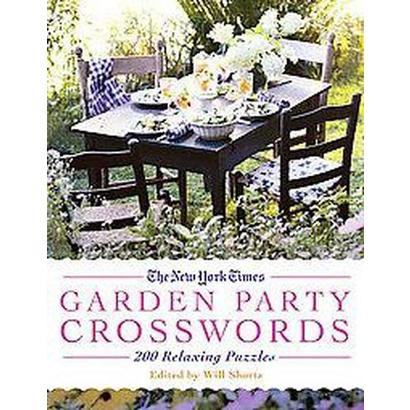 The New York Times Garden Party Crossword Puzzles (Paperback)