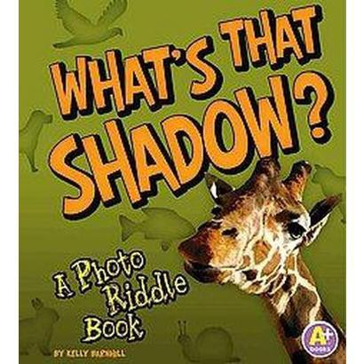 What's That Shadow? (Hardcover)