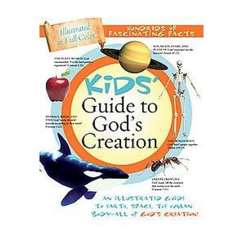 Kids' Guide to God's Creation (Paperback)