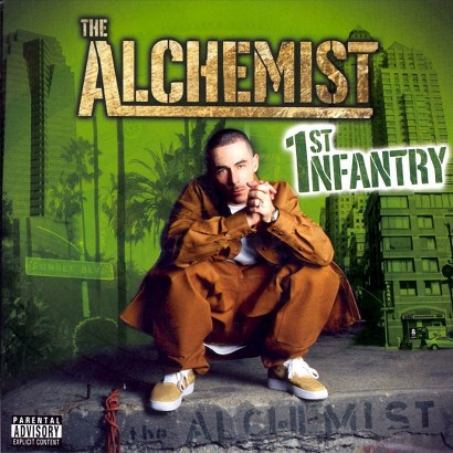 1st Infantry [Explicit Lyrics]