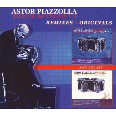 Astor Piazzolla: Remixed/Unmixed