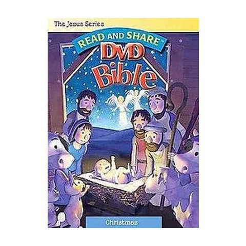 Read and Share DVD Bible Christmas ( The Jesus Series)