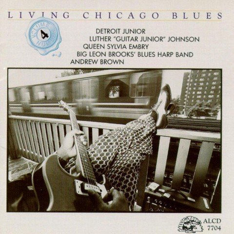 Living Chicago Blues, Vol. 4