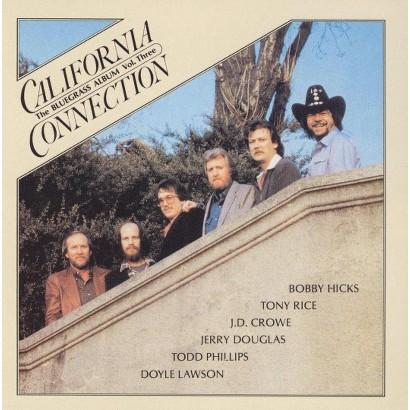 The Bluegrass Album, Vol. 3: California Connection