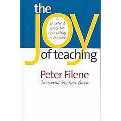 The Joy of Teaching (Hardcover)