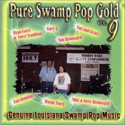 Pure Swamp Pop Gold, Vol. 9