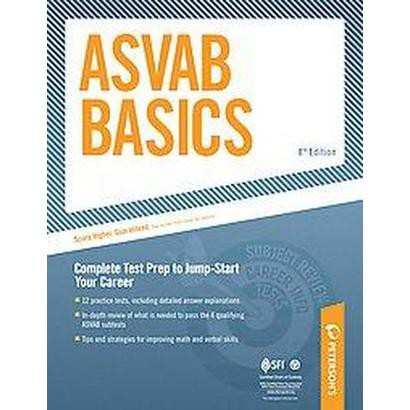 Master the ASVAB Basics (Paperback)