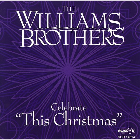 """The Williams Brothers Celebrate """"This Christmas"""""""