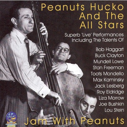 Jam with Peanuts