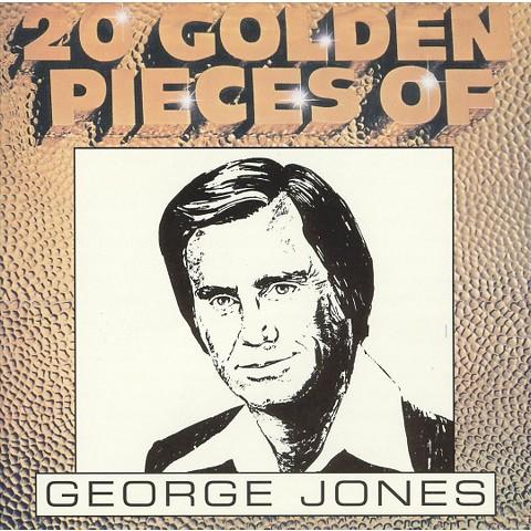 20 Golden Pieces of George Jones