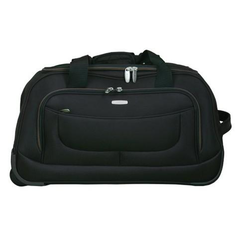embark 12 quot rolling duffel bag black target