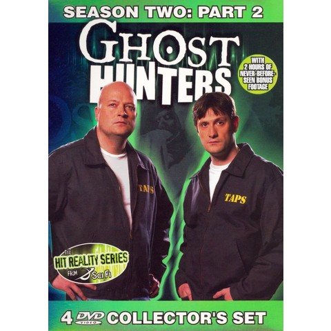 Ghost Hunters: Season Two, Part 2 (4 Discs)