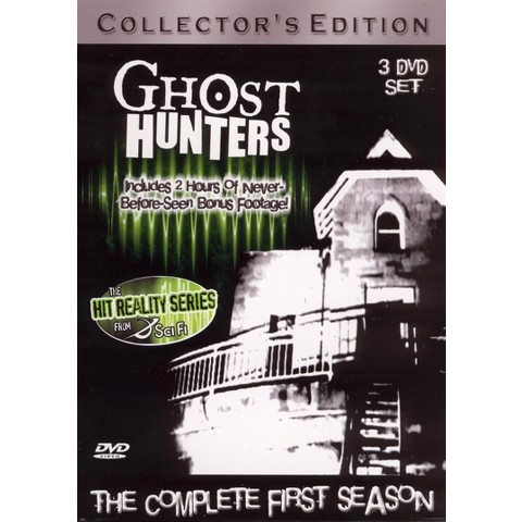Ghost Hunters: The Complete First Season (Collector's Edition) (3 Discs)