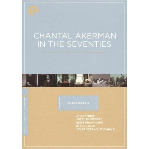 Chantal Akerman in the Seventies (Criterion Collection) (3 Discs) (S) (Widescreen)