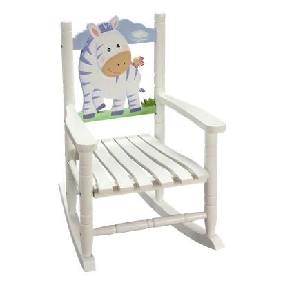Teamson Rocking Chair Zebra