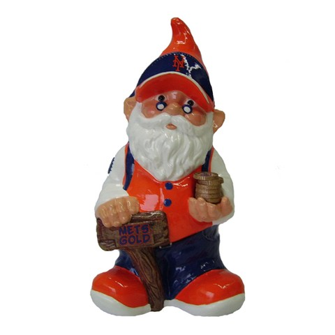 New York Mets Gnome Bank