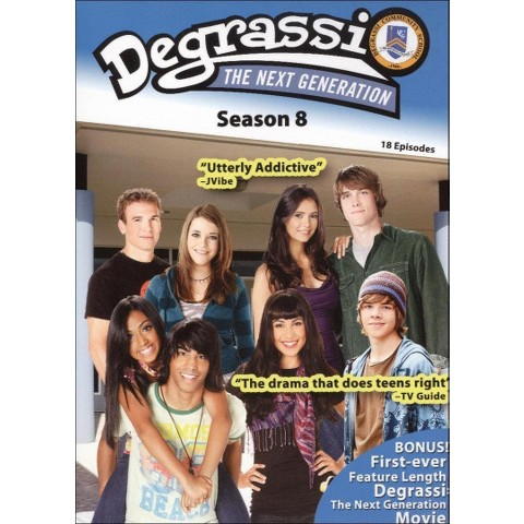 Degrassi: The Next Generation - Season 8 (4 Discs)