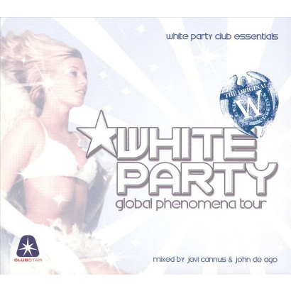 White Party: Mixed by Javi Cannus and John Deago