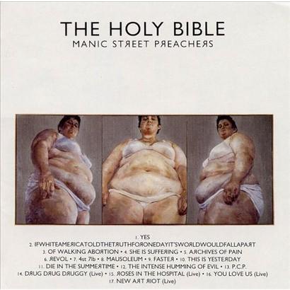 The Holy Bible (Japan Bonus Tracks)