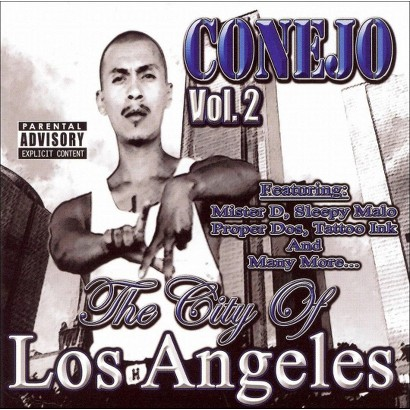 City of Los Angeles, Vol. 2 [Explicit Lyrics]