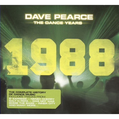 The Dance Years: 1988