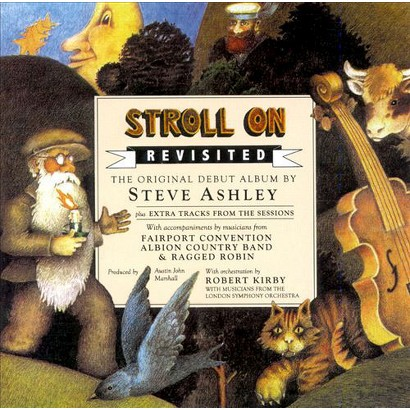 Stroll on Revisited (Lyrics included with album)