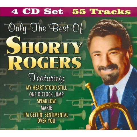 Only the Best of Shorty Rogers (Box Set)
