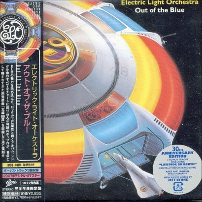Out of the Blue (30th Anniversary Edition-Japan)