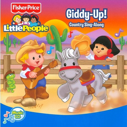 Little People: Giddy-Up! Country Sing-Along
