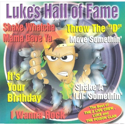 Luke's Hall of Fame (Clean)