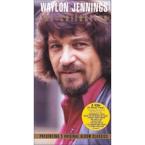 The Collection: Honky Tonk Heroes/I've Always Been Crazy/Ol' Waylon (RCA)