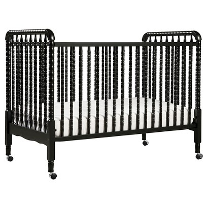 DaVinci Jenny Lind 3-in-1 Convertible Crib - Ebony