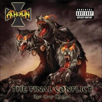 The Final Conflict: Last Days Of God [Explicit Lyrics]