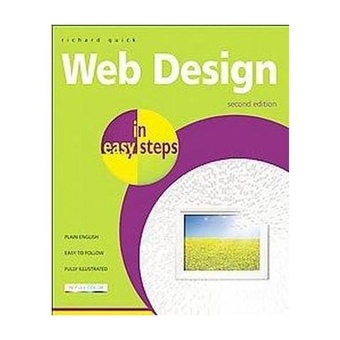 Web Design in Easy Steps (Paperback)