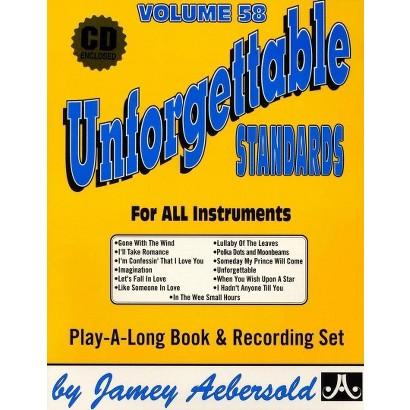 Unforgettable (Jamey Aebersold)