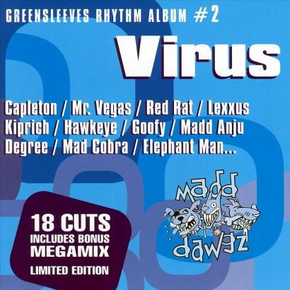 Virus: Greensleeves Rhythm Album, Vol. 2
