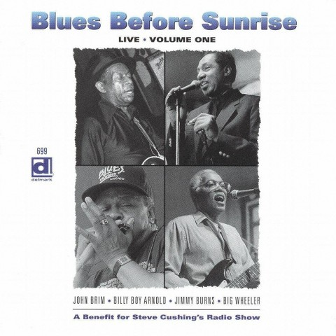 Blues Before Sunrise Live, Vol. 1
