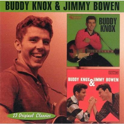 Buddy Knox/Buddy Knox & Jimmy Bowen
