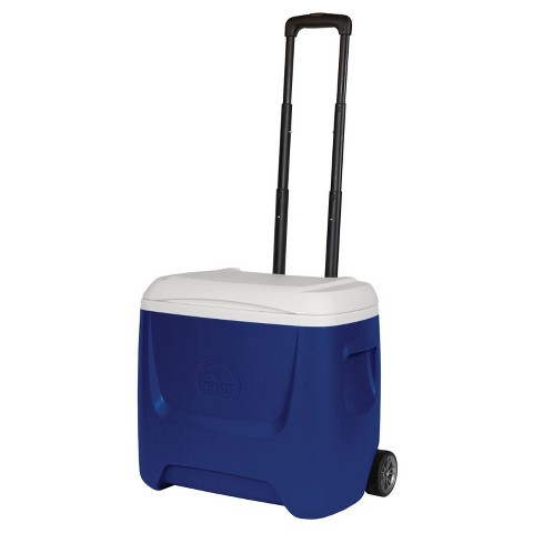 Igloo Island Breeze 28 Quart Roller Cooler