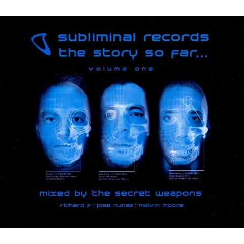 Secret Weapons (Subliminal UK)
