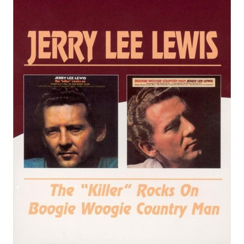 The Killer Rocks On/Boogie Woogie Country Man