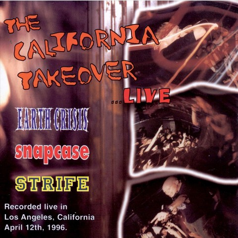 California Takeover Live