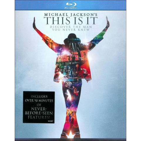 Michael Jackson's This Is It (Blu-ray) (Widescreen)