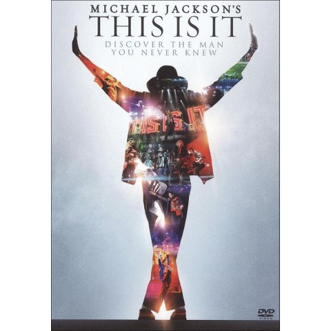 Michael Jackson's This Is It (Widescreen)