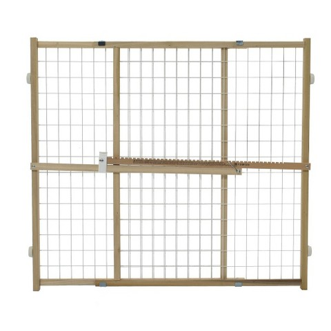 GMI  24-Inch GuardMaster II Standard Wire Mesh Baby and Pet Gate