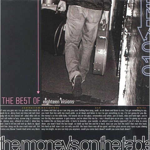 The Best of Eighteen Visions [Explicit Lyrics]