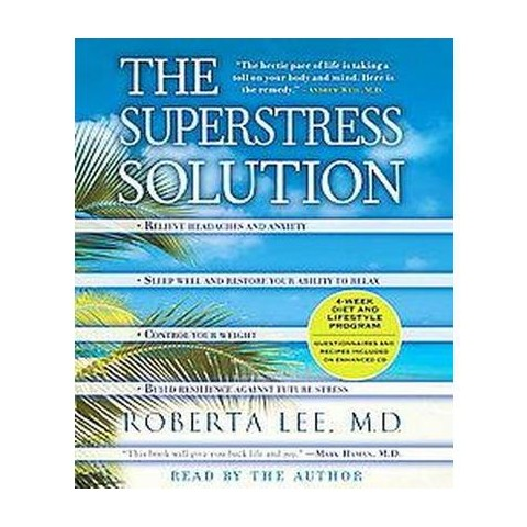 The SuperStress Solution (Abridged) (Compact Disc)