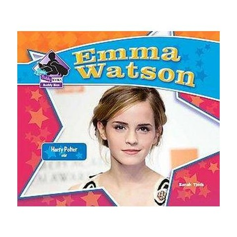 Emma Watson: Harry Potter Star ( Big Buddy Biographies) (Hardcover)